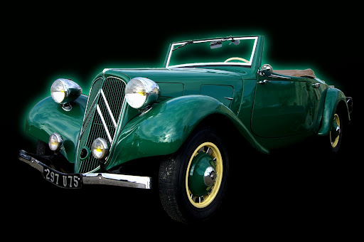 Citroen Traction Cabriolet