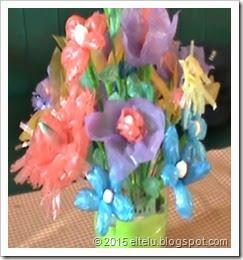 ELTELU: Contoh Karya Kerajinan Bunga Hias Yang Terbuat Dari Bahan ...