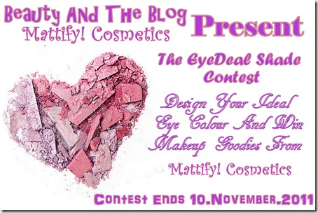 Contest Win Makeup From Mattify Cosmetics  at Beauty And The Blog