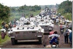 UN Peacekeepers in DRC