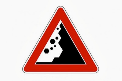 warning-landslide