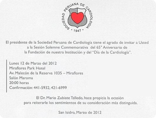 cardiología perú