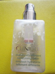 clinique dramatically different moisturizing lotion, bitsandtreats