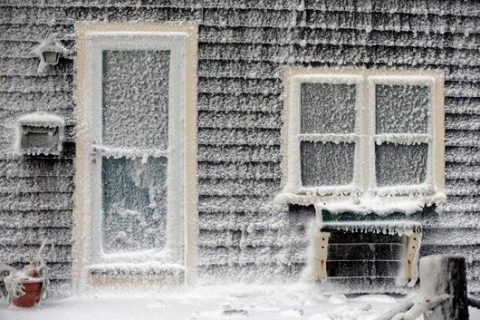 США заморозит до минус 62