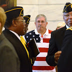 Veteran's Day Observance at the Arkansas Capitol
