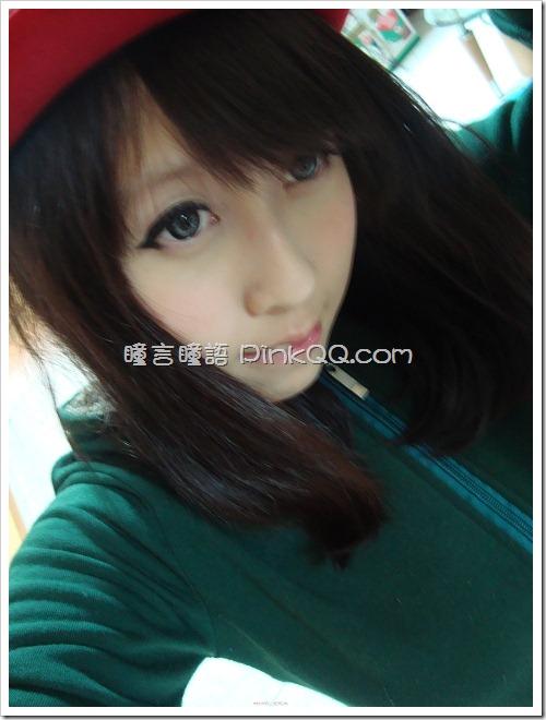 日本小惡魔EOS隱形眼鏡 Fairy(Big Size|Darling心愛)G-205 Gary-Big Size灰
