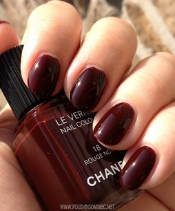 Chanel Rouge Noir 2