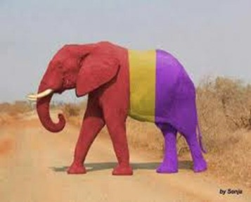 Juan Carlos y el elefante republicano