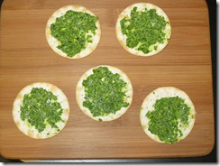watercress butter crackers
