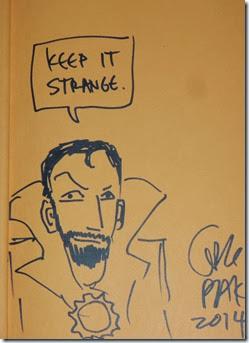 Strange sketch