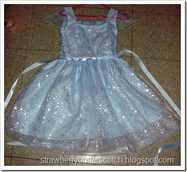fairy costume dress