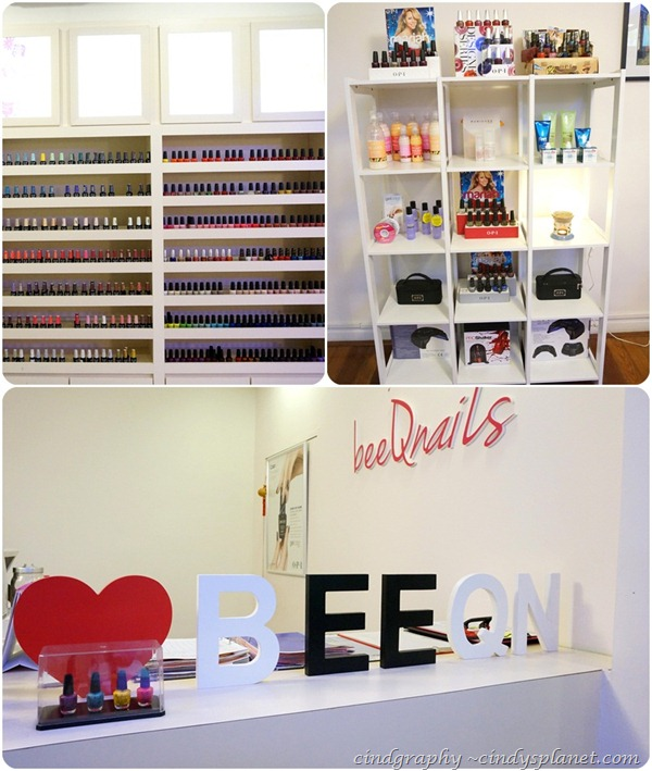 BeeQ Nails salon