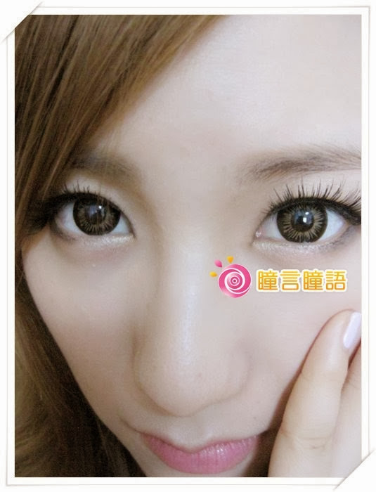 日本EOS隱形眼鏡-Big Size咖11