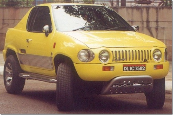 Xuning Bizarrices Automotivas (38)