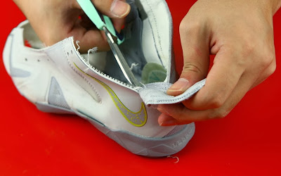 nike zoom soldier 7 xx yellow dissection 1 13 Sneaker Anatomy: Nike Zoom Soldier VII Gets Torn in Pieces