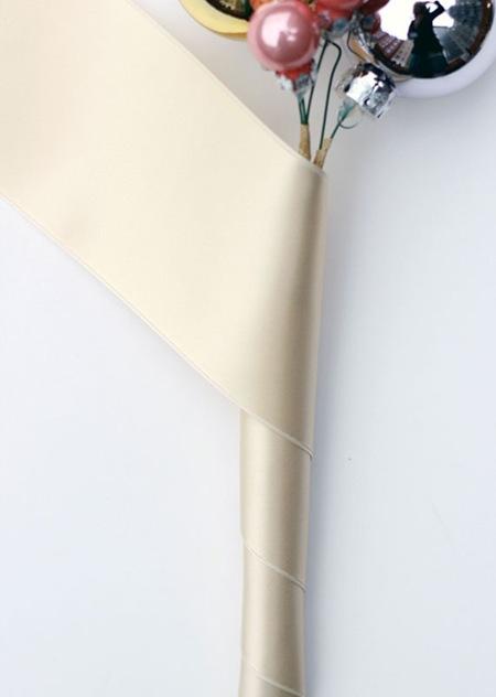 Semplicemente Perfetto DIY bouquet natalizio 10