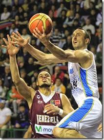 Argentina FIBA Americas Basketball