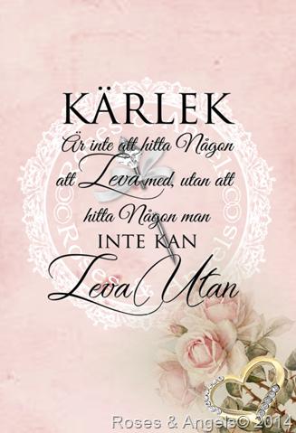 Kärlek är