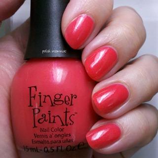 FingerPaints Pop Rock Pink