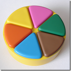 Trivial Pursuit token