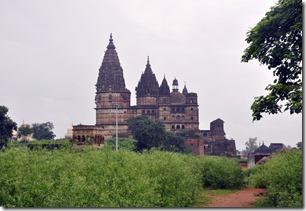 orchha 083 temple Chaturbhuj