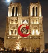 Notre Dame islam