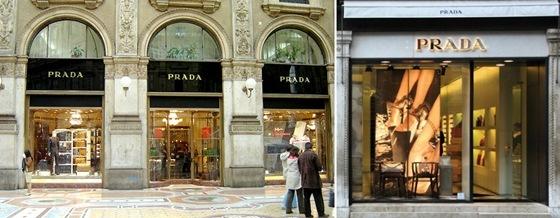 Prada inaugurou sua loja no Shopping Cidade Jardim em São Paulo