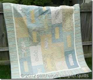 Another quilt finished