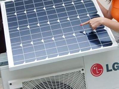 aire-acondicionado-solar-panel-solar-LG