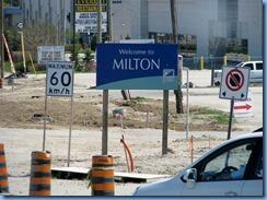 4306 motorhome trip to Bronte Creek Provincial Park Hwy 25 Milton