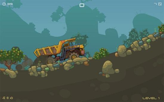 Juegos de Camiones Mining Truck