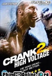 Kẻ Lập Dị 2: Điện Cao Thế - Crank 2 Tập 1080p Full HD