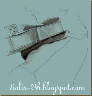cach kep dan violin1