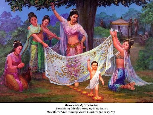 Truyện tranh Đức Phật Thích Ca (108 hình)