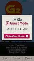 Screenshot of LG G2 Emulator