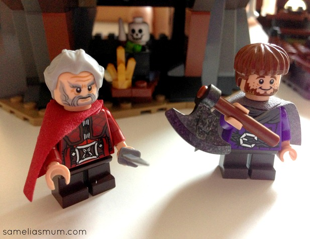 The Hobbit 3 Lego