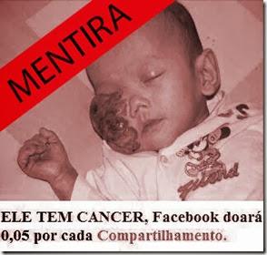 bebe_face_mentira