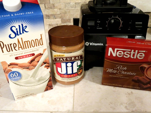 peanut butter frozen hot chocolate fast cheap and easy3