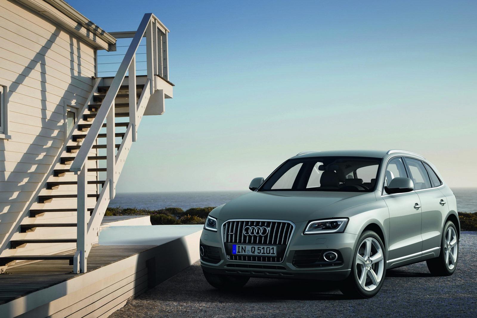 Audi Q5 Facelift 2012 Audi Autopareri