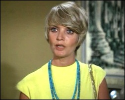 Carol Brady turquoise necklace
