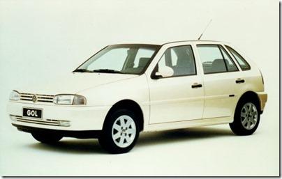 Volkswagen Gol 2.0 GLS (1998)