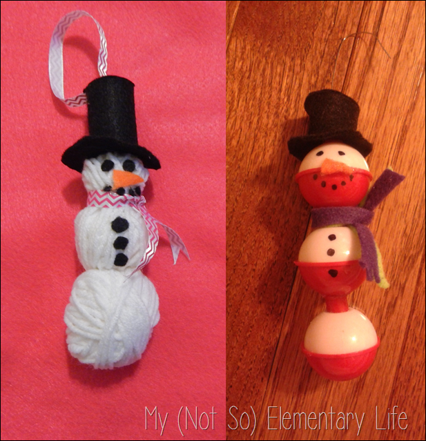 ornaments made