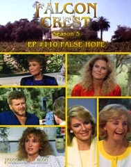 Falcon Crest_#110_False Hope