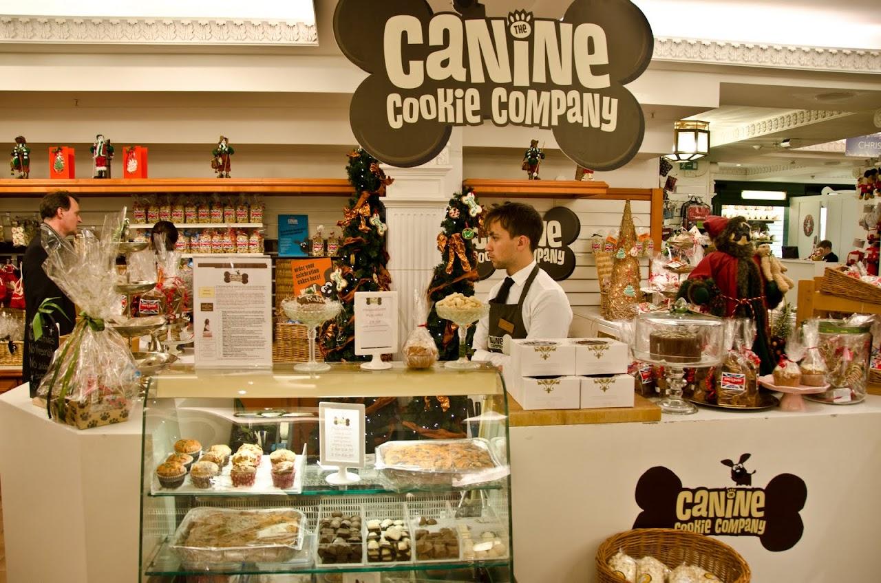 Harrod's Canine bakery