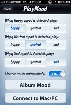 PlayMood-settings
