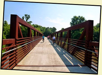 01c - Upper Neuse River Greenway - Bridge