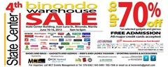 4th Binondo Warehouse Sale