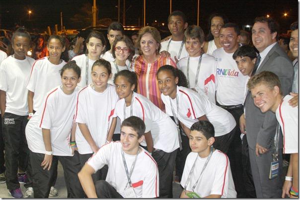 Abertura dos jogos Escolares da Juventude fot Ivanizio ramos 1