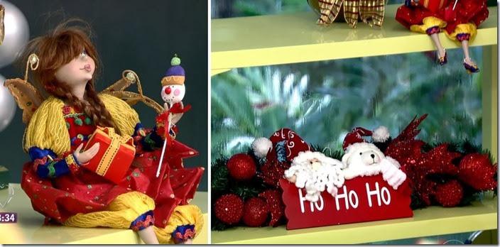 moda do programa mais você - decoração de natal 2013 c