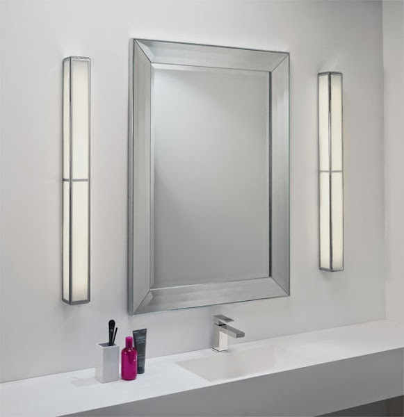 Mashiko 900 Bathroom Wall Light Mirror Light 0911  7637 P Bathroom Wall Mirrors